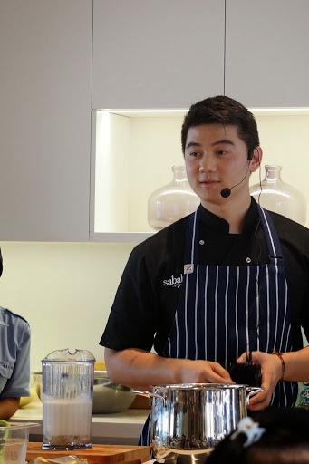 Cooking Demo With Chef Arnold (Sept 2014) di Saumata alam sutera