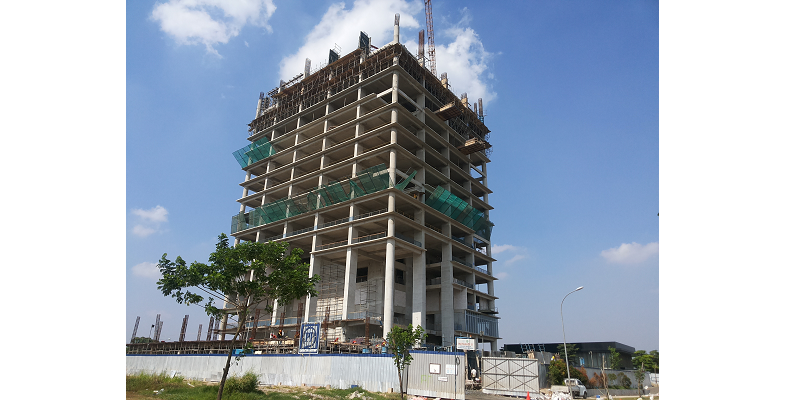 progress report saumata apartment july 2015